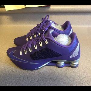 PreOwned Nike Women's 7 Shox Superfly R4 Purple